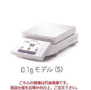 メトラー・トレド XS 上皿天びん XS10001LV 【送料別】