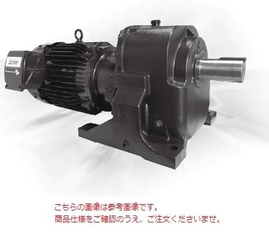 三菱 (MITSUBISHI) ギヤードモータ GM-LJPV 22KW 1/20 200V (GM-LJPV-22KW-1-20)