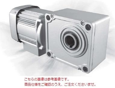 三菱 (MITSUBISHI) ギヤードモータ GM-SHYPFB-RH 2.2KW 1/20 200V (GM-SHYPFB-RH-2200W-1-20)