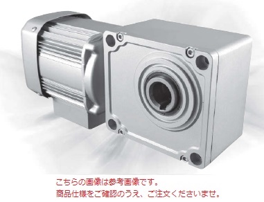 三菱 (MITSUBISHI) ギヤードモータ GM-SHYPFB-RL 1.5KW 1/100 200V (GM-SHYPFB-RL-1500W-1-100)
