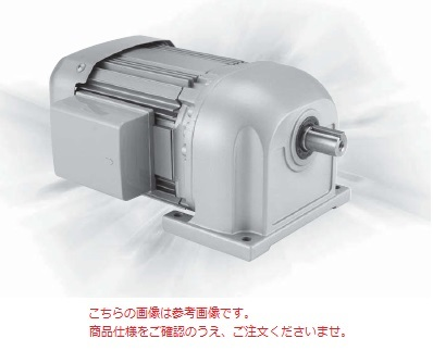 三菱 (MITSUBISHI) ギヤードモータ GM-SPF 0.75KW 1/50 200V (GM-SPF-750W-1-50)