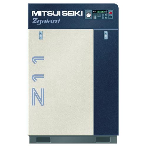 【代引不可】 三井精機 小型スクリューコンプレッサ Zgaiard BASIC Type Z115AS3-R 【メーカー直送品】