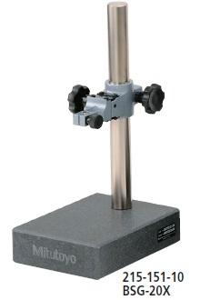ミツトヨ (Mitutoyo) ダイヤルゲージスタンド BSG-20X (215-151-10) (グラナイトコンパレートスタンド・BSG20X)