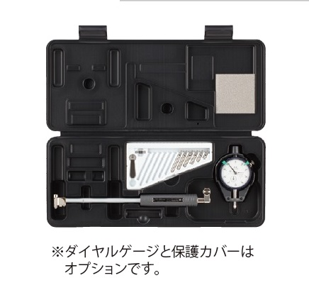 ミツトヨ (Mitutoyo) 浅穴シリンダーゲージ CGF-60X (511-416)