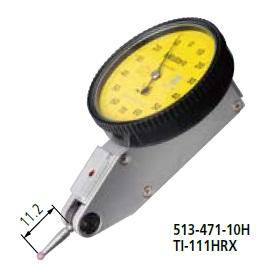 ミツトヨ (Mitutoyo) テストインジケータ TI-111HRX (513-471-10H) (縦形・標準・ノークラッチ)