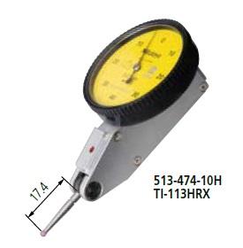 ミツトヨ (Mitutoyo) テストインジケータ TI-113HRX (513-474-10H) (縦形・標準・ノークラッチ)