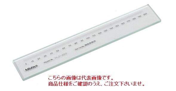 ミツトヨ (Mitutoyo) 基準スケール HL2-100 (182-521-30)