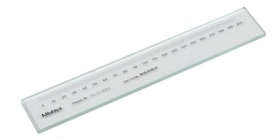 ミツトヨ (Mitutoyo) 基準スケール HL2-200 (182-522-30)