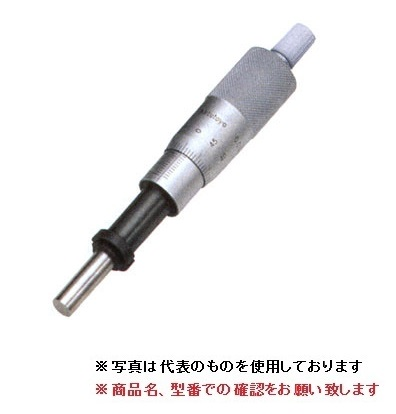 ミツトヨ (Mitutoyo) マイクロメーターヘッド MHH2-25LV (151-211) (標準形)【受注生産品】