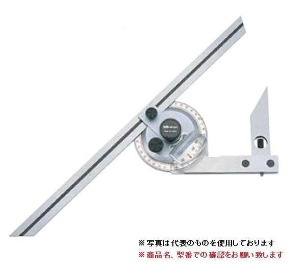 ミツトヨ (Mitutoyo) ユニバーサル・ベベルプロトラクタ 187-907