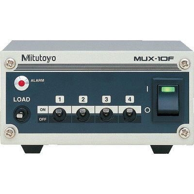 計測データ転送装置 ミツトヨ Mitutoyo MUX-10F 日本製 264-002 !超美品再入荷品質至上! マルチプレクサ