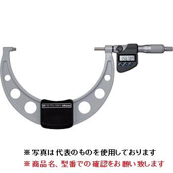 ミツトヨ (Mitutoyo) デジタルマイクロメータ MDC-275MX (293-256-30) (クーラントプルーフマイクロメータ)