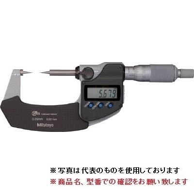 ミツトヨ (Mitutoyo) マイクロメーター CPM30-25MX (342-261-30) (デジマチックポイントマイクロメータ)