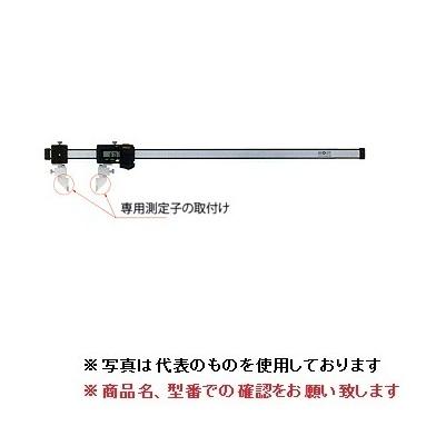 ミツトヨ (Mitutoyo) 長尺ノギス CFC-60GU (552-182-10) (クーラントプルーフカーボンデジマチックキャリパ)