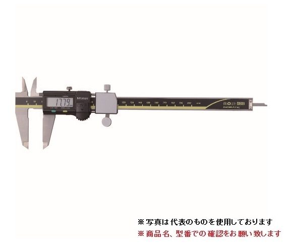 ミツトヨ (Mitutoyo) デジマチックスバップキャリパ NTD31-10AX (573-181-30)