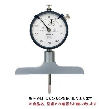 ミツトヨ (Mitutoyo) ダイヤルデプスゲージ 7213