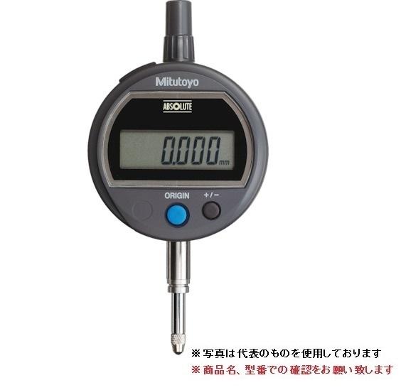 ミツトヨ (Mitutoyo) ABSソーラ式デジマチックインジケータ ID-S112SB (543-500B)