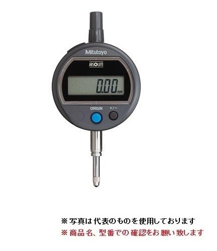 ミツトヨ (Mitutoyo) ABSソーラ式デジマチックインジケータ ID-S1012SB (543-505B)