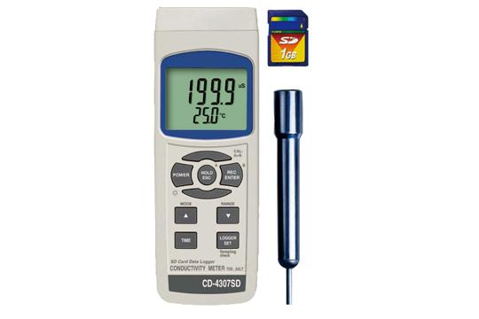 マザーツール (MT) マルチ水質測定器 CD-4307SD