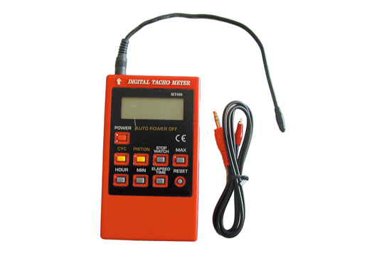 マザーツール (MT) デジタル・エンジンタコメータ MT-600