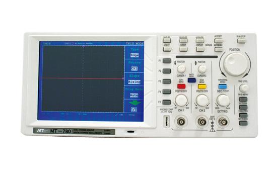 マザーツール (MT) デジタルオシロスコープ MT-780
