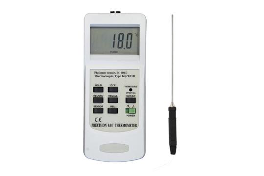 【ポイント5倍】 マザーツール (MT) 高精度デジタル標準温度計 MT-850HA