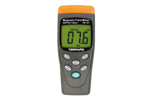 マザーツール (MT) デジタル電磁界強度テスタ TM-191