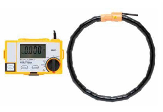 マルチ計測器 フレキシブルAC/DC電流計 FCM-100 《AC/DCクランプメーター》