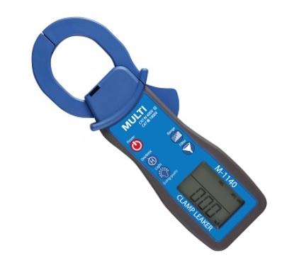 マルチ計測器 クランプリーカー M-1140 《ACクランプリーカー(漏れ電流)》