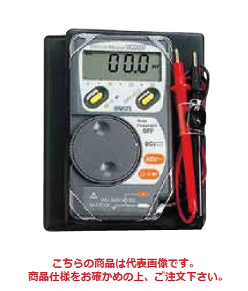 マルチ計測器 ポケットマルチメータ(実効値タイプ) MCD-009 《テスター・検電器》
