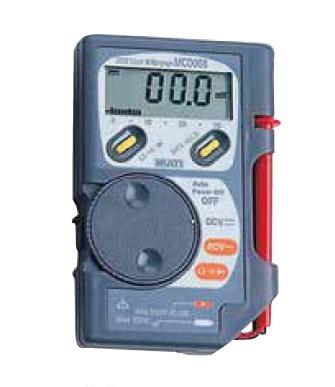 マルチ計測器 ポケットマルチメータ(実効値タイプ) MCD-010 《テスター・検電器》