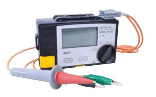 マルチ計測器 太陽光発電設備対応絶縁抵抗計 MIS-PVS 《PVメガシリーズ》