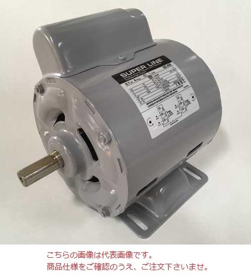 ムライ機器 単相モータ EC-KR-200W-4P 《コンデンサ始動 SC形》