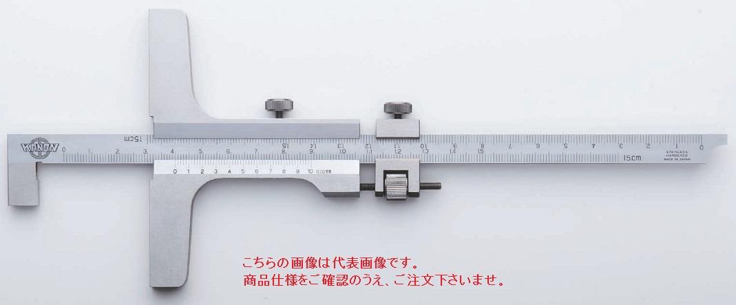 中村製作所 (KANON) フック付デプスゲージ BSDM15