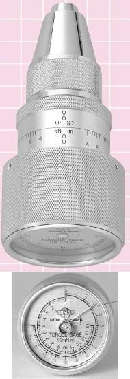 中村製作所 (KANON) トルクゲージ CN36SGK-G (N3.6-2SGK-G) 〈標準 II型 置針付〉
