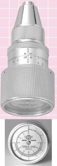 中村製作所 (KANON) トルクゲージ CN36SGK (N3.6-2SGK) 〈標準 II型〉