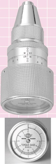 中村製作所 (KANON) トルクゲージ CN60SGK (N6-2SGK) 〈標準 II型〉