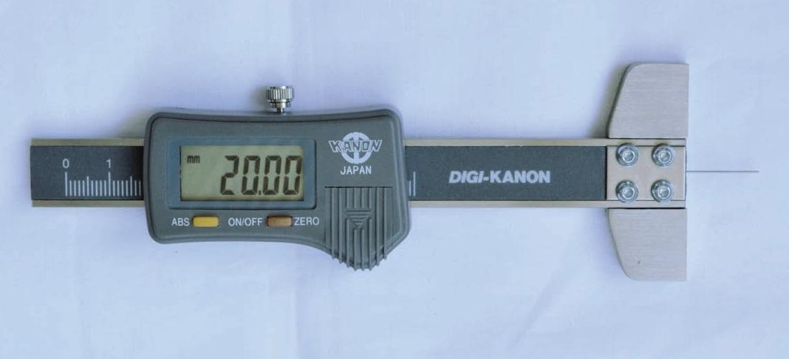 中村製作所 (KANON) 極細穴用デプスゲージ E-DP2J
