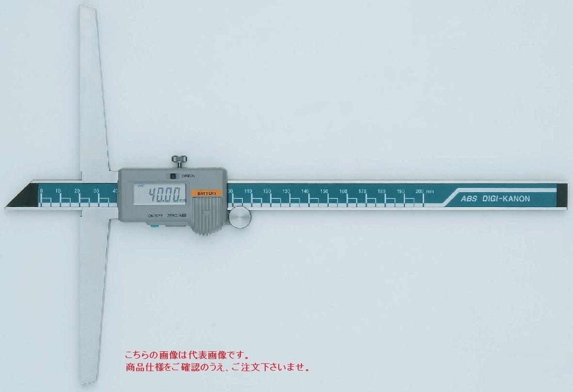 中村製作所 (KANON) ロングベースデプスゲージ E-LSDM20BX20L