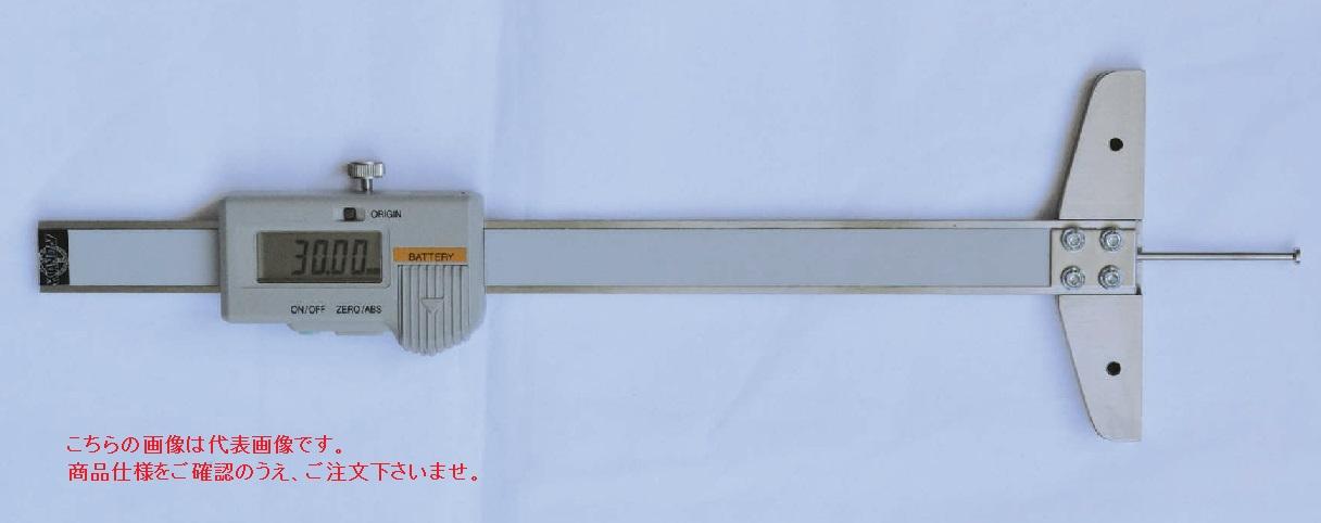 宅配便配送 中村製作所 フック付きデジタルデプスゲージ E-RD15B6:道具屋さん店 (KANON)-DIY・工具