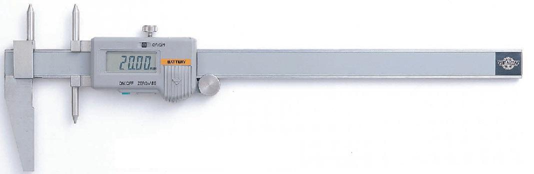 中村製作所 (KANON) 小径穴用丸穴ピッチノギス E-RM-S15B
