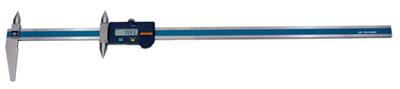 長いワークのピッチ測定はこの1本で! 中村製作所 (KANON) ノギス E-RM60B