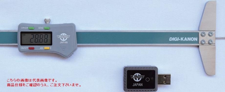 中村製作所 (KANON) 無線デプスゲージ E-TH20FW 〈細穴用深さ測定タイプ〉