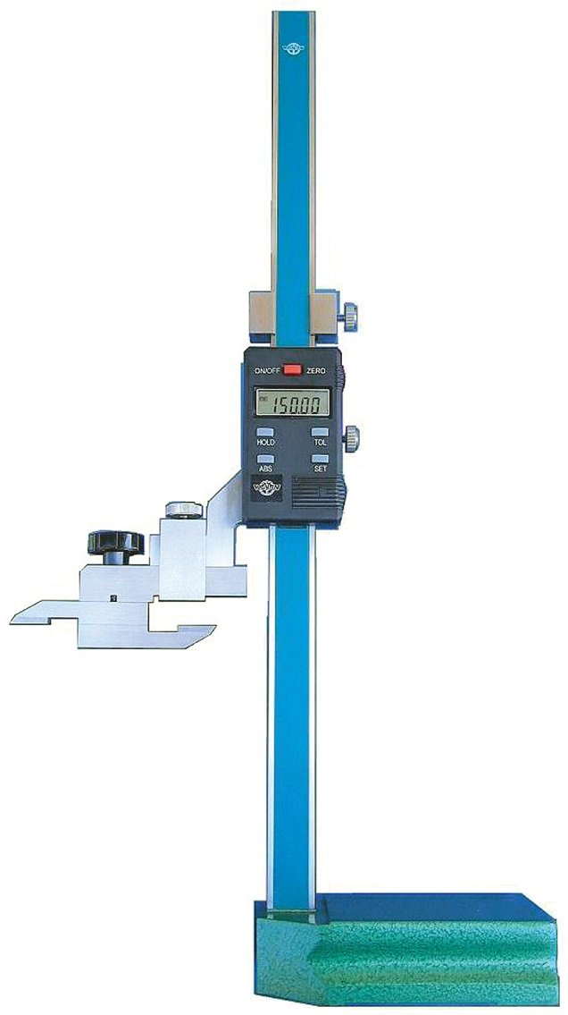 中村製作所 (KANON) 回転スクライバ―付デジタルハイトゲ―ジ EHK-30J