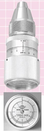 中村製作所 (KANON) トルクゲージ MN120SGK (N1200-1SGK) 〈標準 I型〉