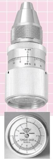 中村製作所 (KANON) トルクゲージ MN15SGK (N150-1SGK) 〈標準 I型〉