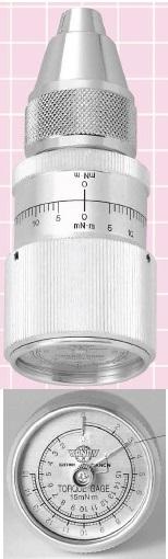 中村製作所 (KANON) トルクゲージ MN9SGK-G (N90-1SGK-G) 〈置針付タイプ〉