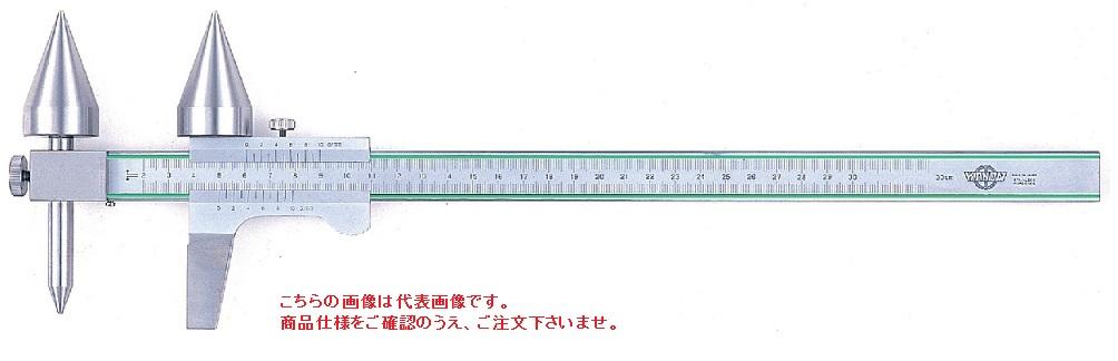 中村製作所 (KANON) オフセット式丸穴ピッチノギス RM(II)100 (RM2-100)