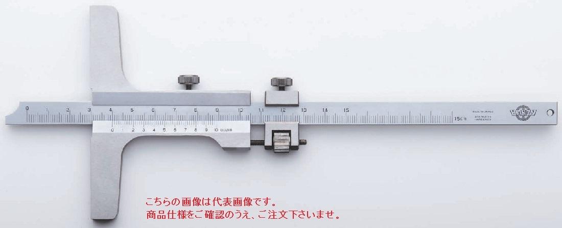 中村製作所 (KANON) 微動送り付きデプスゲージ SDM60