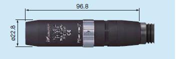 ナカニシ (NAKANISHI) ロータスエアモータ(フリージョイント機構付) IM-301 (1004) ロータスエアモータ